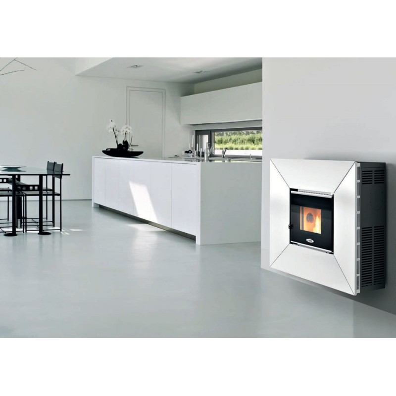 po le pellets tanche cadel cloe 6 5 kw maison bbc rt. Black Bedroom Furniture Sets. Home Design Ideas